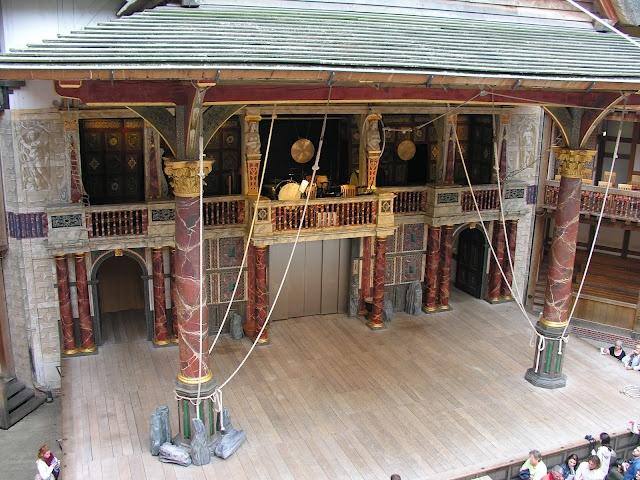 Essay/Term paper: The globe theatre