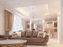 Таунхауз, 250 м2 | Студия дизайна «Art Home»