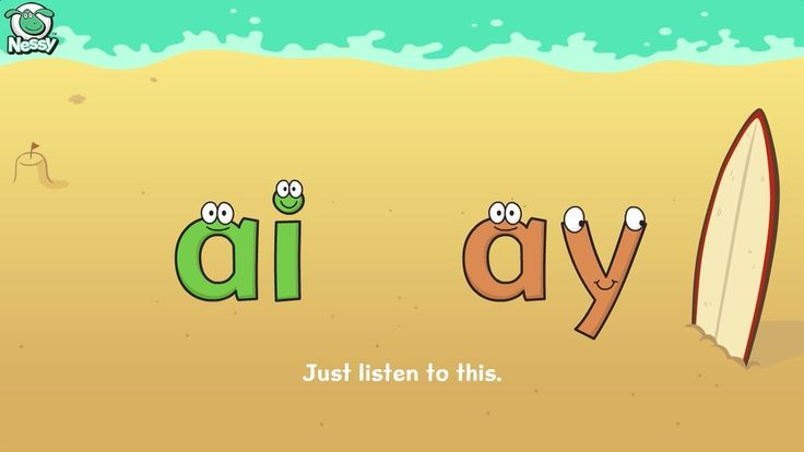 'ai-ay' Spelling Strategy