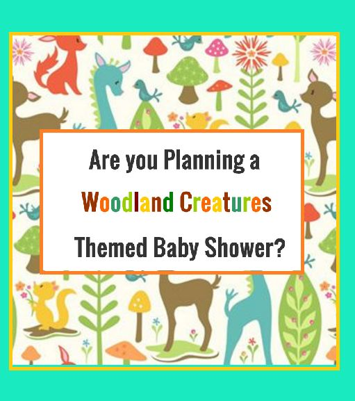 25 Best Ideas About Woodland Baby Showers On Pinterest