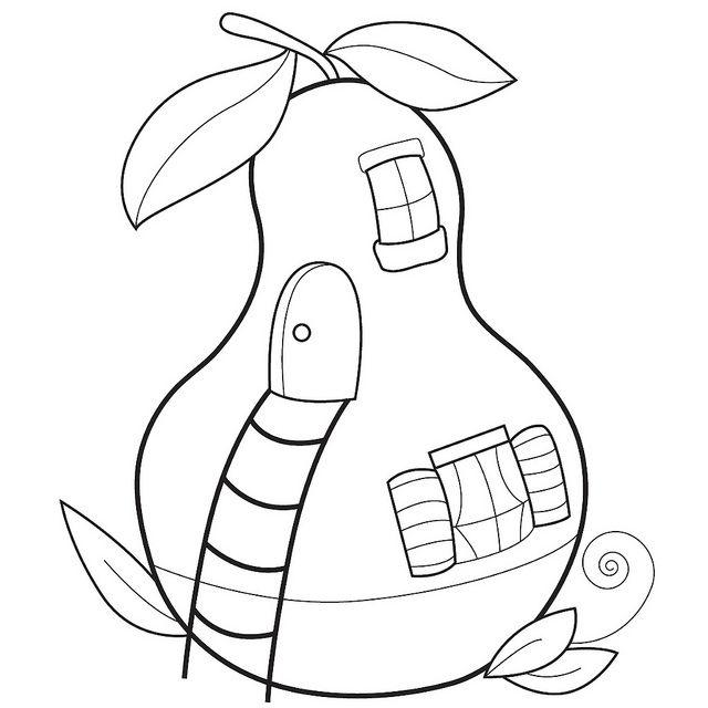 pear shaped pixie house | Flickr – Compartilhamento de fotos!