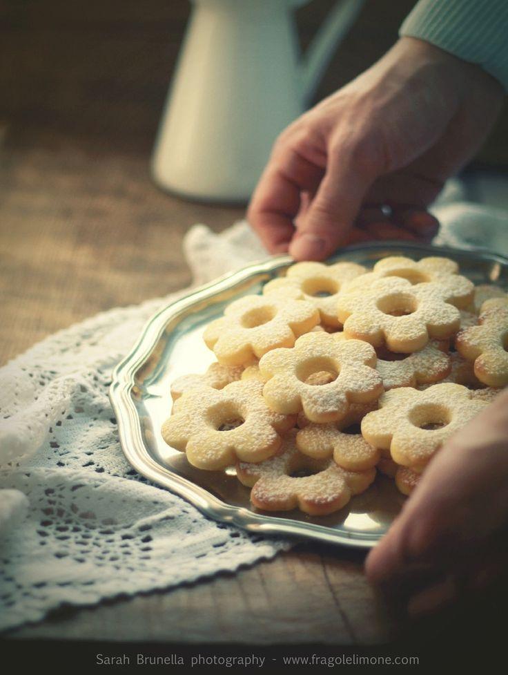 Frollini delicatissimi al limone - Sarah Brunella photography