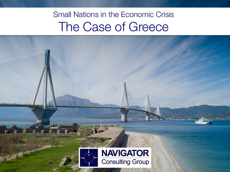 greek-public-debt-crisis-and-options-for-a-solution by Philp Ammerman via Slideshare