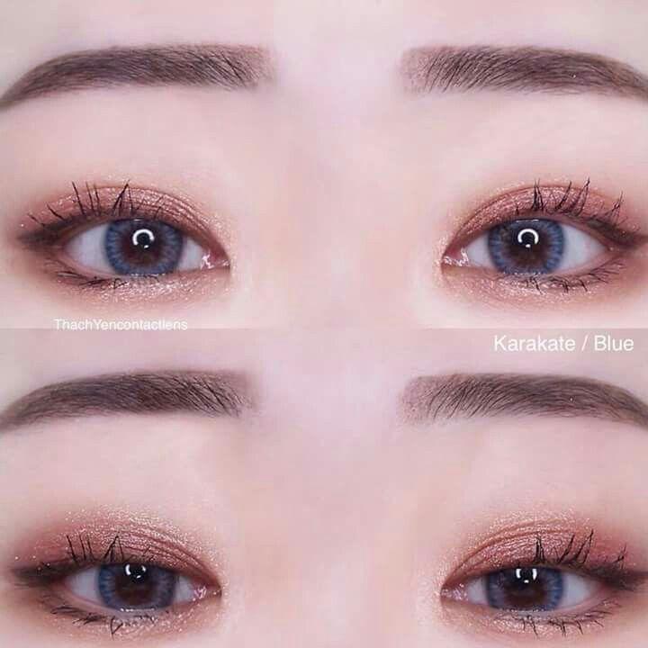 Pin By Lala Nia On ᴀsɪᴀɴ ᴍᴀᴋᴇᴜᴘ In 2020 Korean Makeup Look Asian Eye Makeup Makeup For Small Eyes