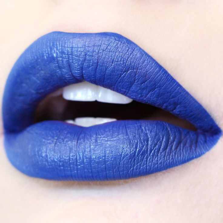 Make a comeback in this rich cobalt blue.