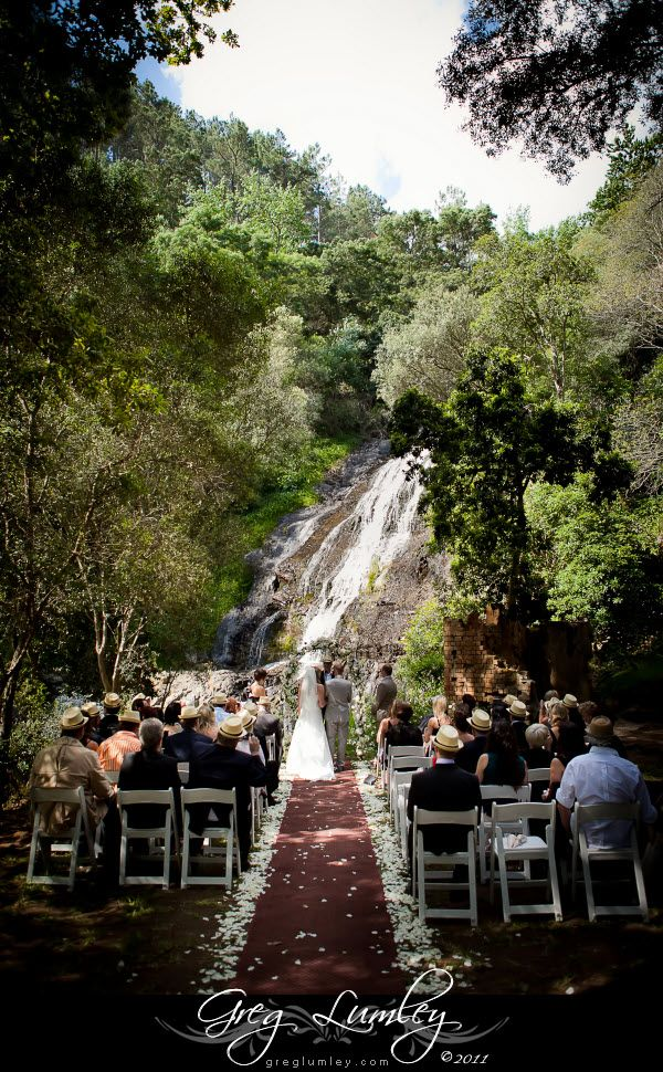 Cascade Manor Vintage Styled Wedding - Paarl Melt & Kerry ...