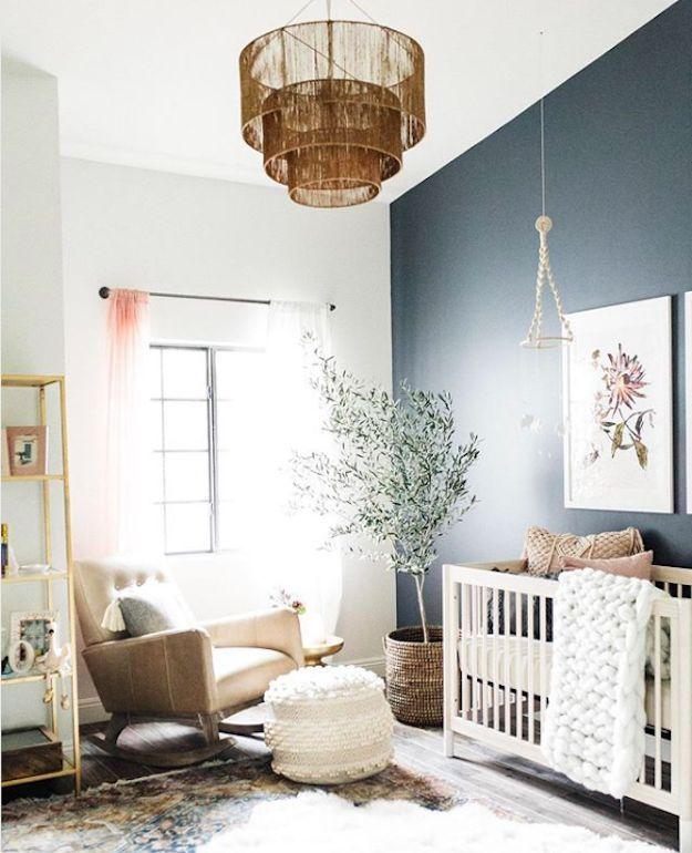 17 Impossibly Gorgeous Neutral Nurseries Baby Room Design Bright Gender Neutral Nursery Baby Room Decor