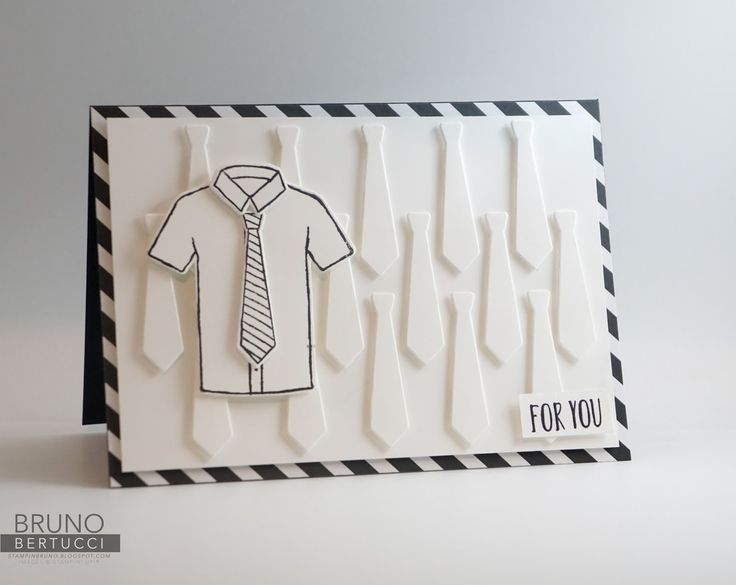 Bruno Bertucci | Stampin Up | stampinbruno | Custom Tee | Handmade Card