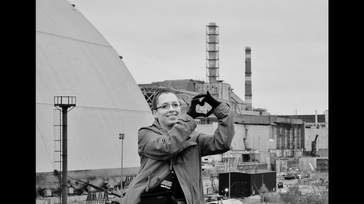 goodbye, Chernobyl! the New Safe Confinement has started moving... [Nove...