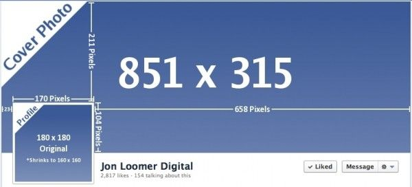 New Update - Facebook-timeline-cover-photo-dimensions