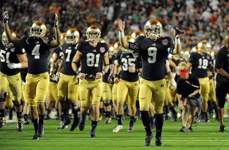 norte dame football september 6th 2014 | Notre Dame Football Recruiting: Irish Look To Land Commitments In ...