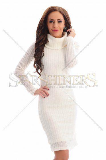 PrettyGirl Strangers White Dress