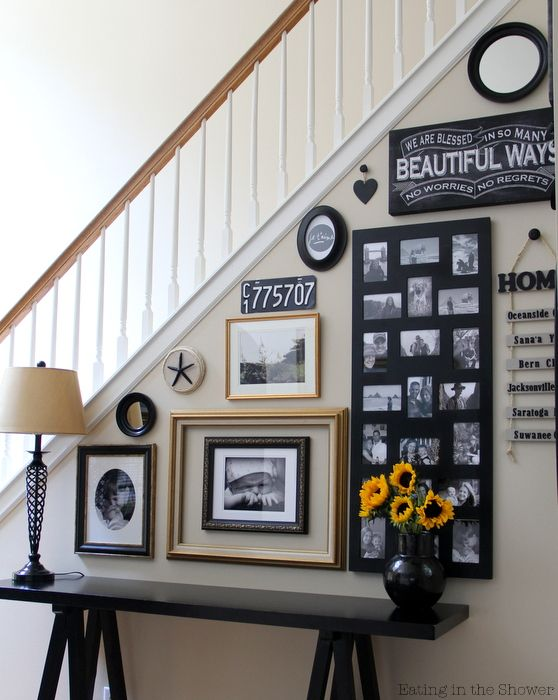 Awesome entryway design right here!