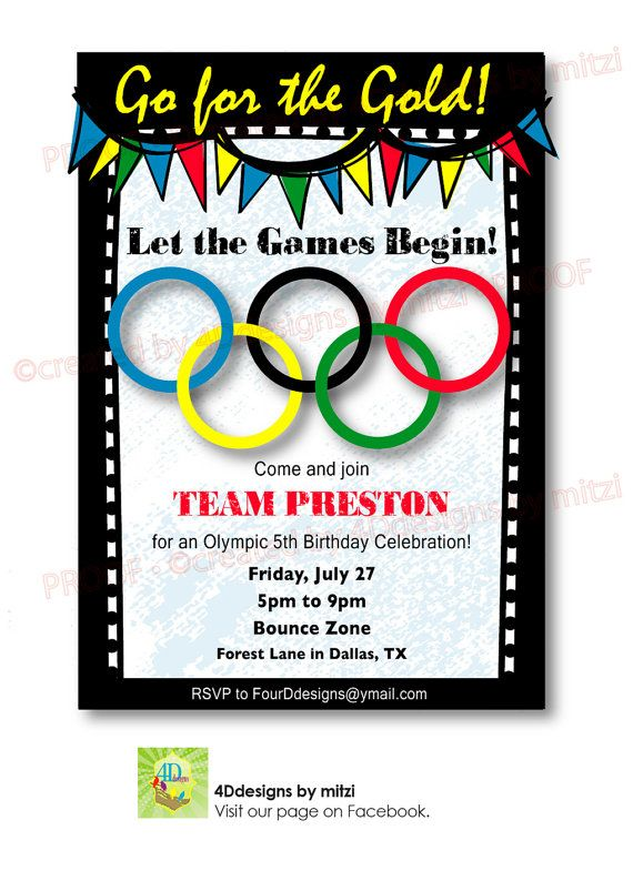 11 best go for gold flyer ideas images on pinterest olympic let the games begin with this olympic themed by 4ddesignsbymitzi 1800 stopboris Choice Image