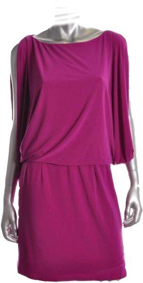 Jessica Simpson Purple Matte Cocktail Dress, 4, $35.00CAD + shipping (Reg. $98.00) http://stylenstuff.ca/products/jessica-simpson-purple-matte-cocktail-dress-4