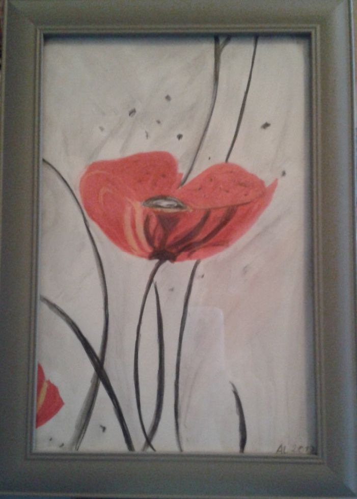 Willkommen auf meinem Blog - Hallo , ich heiße Astrid. Ich wohne in einem kleinem Dorf , in der Nähe der Ostsee. Nach vierzig Jahren , habe ich , dass Malen wieder für mich entdeckt. Als Kind war ich im Zeichenzirkel meiner Schule. Seitdem , kam ich Jahre , nicht mehr zum malen und hatte ganz verges...