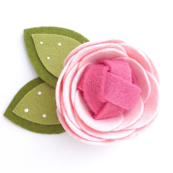 Make your own felt flower project! : Felt Flowers . Loose Felt Fowers . Unattached Felt Flowers. DIY Felt Flower #craftingflowers #diycraftflower #flowercrafts #feltflowers #feltflower #pinkflowers