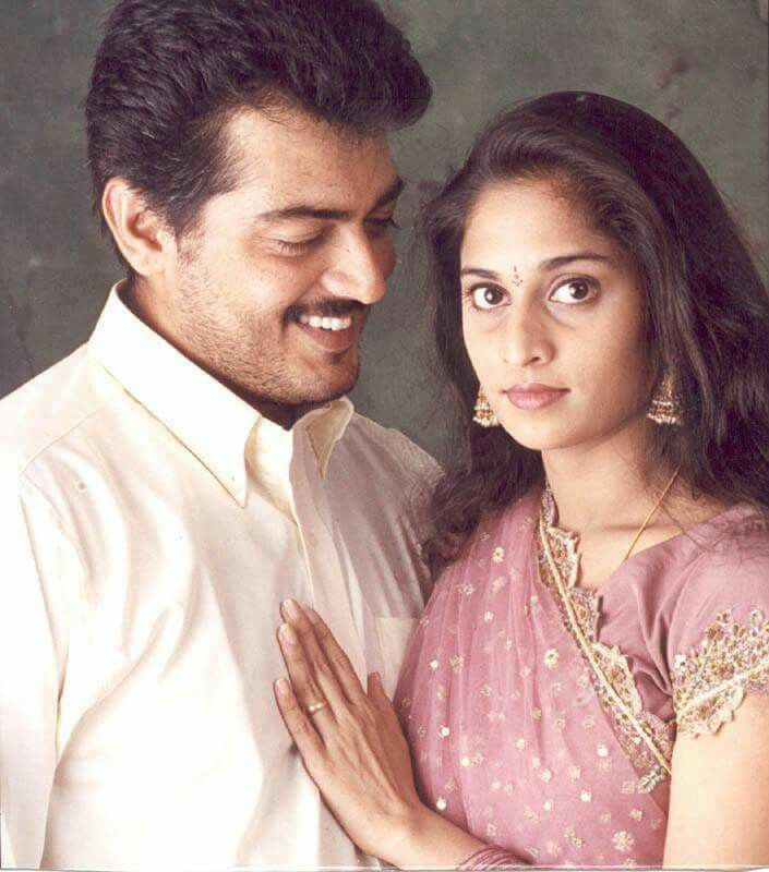 Mr.& Mrs Ajith Kumar ., best couples