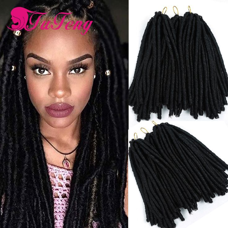 Cheap Hair Weaves, Buy Directly from China Suppliers: Top 14 inch crochet faux locs dreadlock braids soft Synthetic Hair Faux Dreadlocs Braiding Hair Extensions Havana Twist