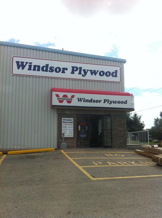 Windsor Plywood in Saskatoon, SK