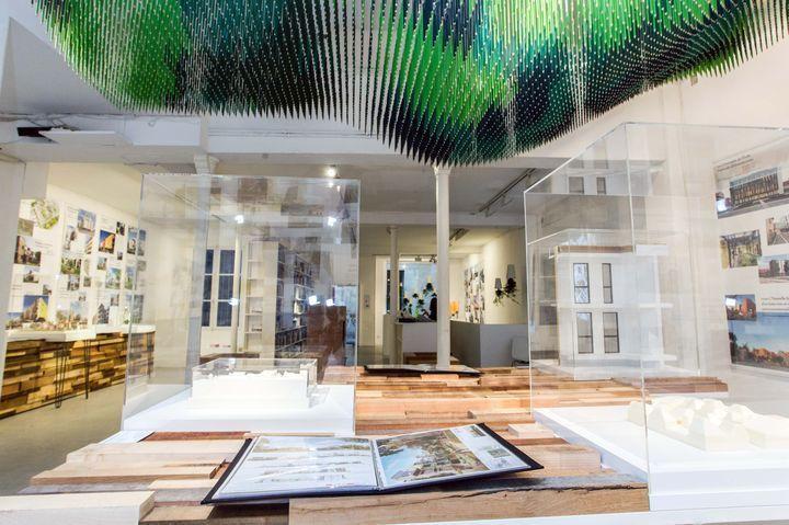 FOLSOM, Galleria dell'Architettura a Parigi, dal 1 al 30 novembre 2013