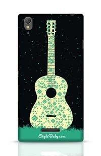 Guitar Sony Xperia T3 Phone Case
