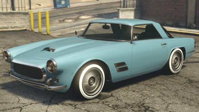The Lampadati Casco is a vehicle made available in GTA Online in the Heists Update. The Casco is based on a Maserati 3500 GT, but also takes many design cues....