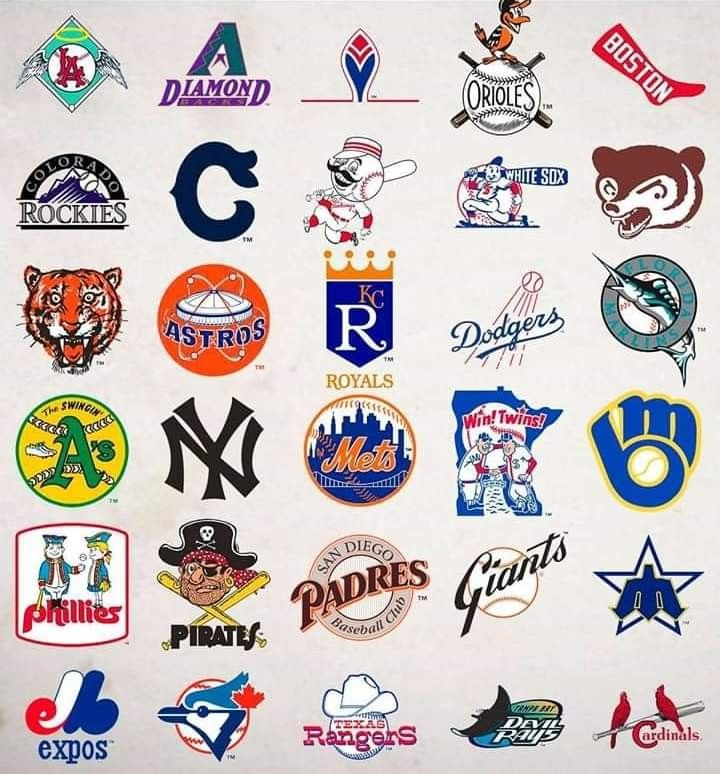 Pin By Allen Buckingham On Baseball Is Life In 2020 Baseball Teams Logo Mlb Logos Baseball History