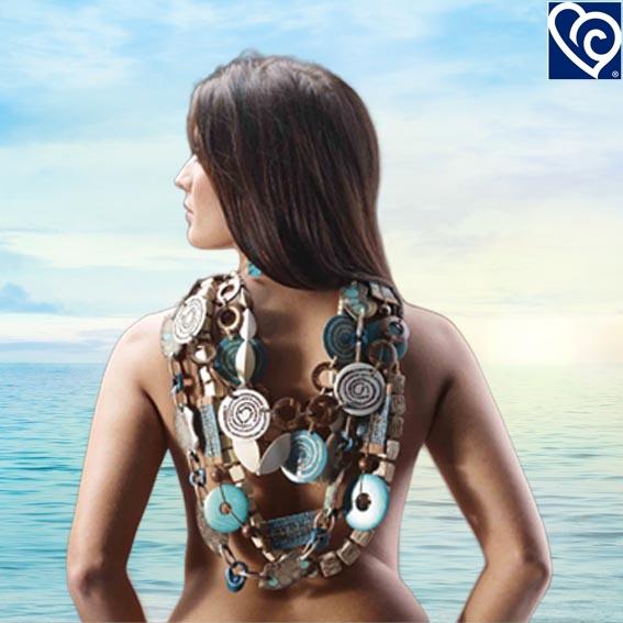 Collane/ Necklaces S.S. 2013 - NATURALIA By Barbieri creazioni