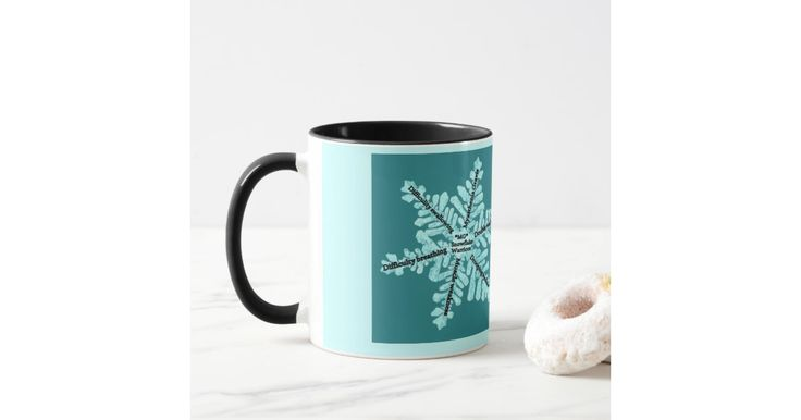 Ringer Mug Add some flair to your mug design with the Ringer Mug. Handle and lip of the mug are colored to match. 11 oz. or 15 oz. Available in 10 colors. Dishwasher and microwave safe. Imported.  Image on both sides of mug