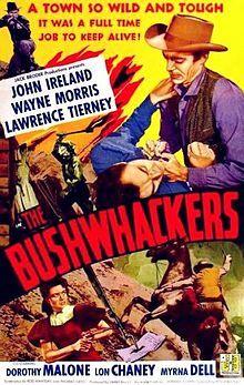 The Bushwackers (1952 film)