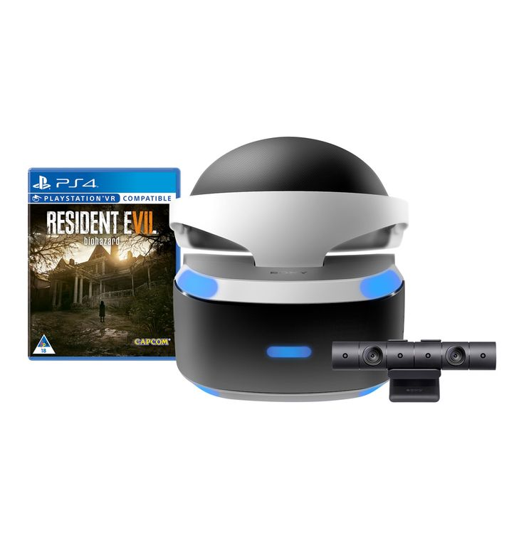 PS4 VR Camera Bundle Plus Resident Evil 7 - Lowest Prices & Specials Online | Makro - R6499