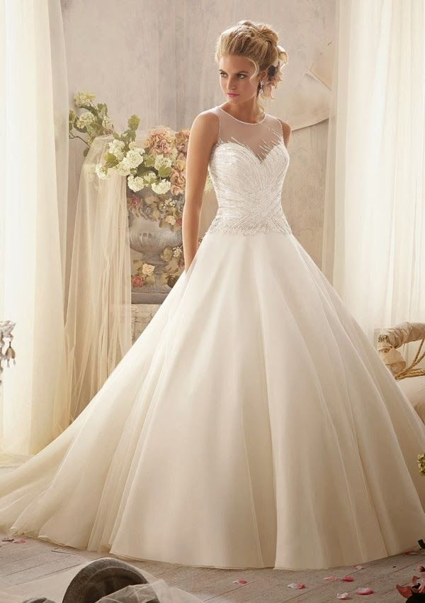 728 best Wedding Dresses images on Pinterest | Homecoming dresses ...