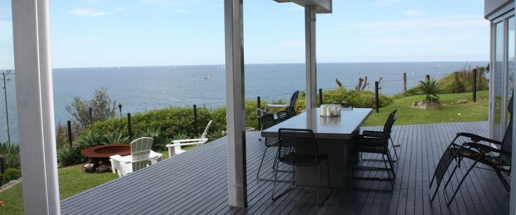 There's nothing like a new deck for enjoying the stunning views. www.brindabellahomeimprovements.com.au