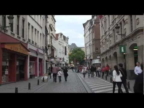 Vidéo visite de Bruxelles, les Incontournables