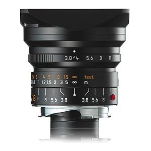Leica 11649 18 mm f/3.8 Wide Angle Lens for Leica M