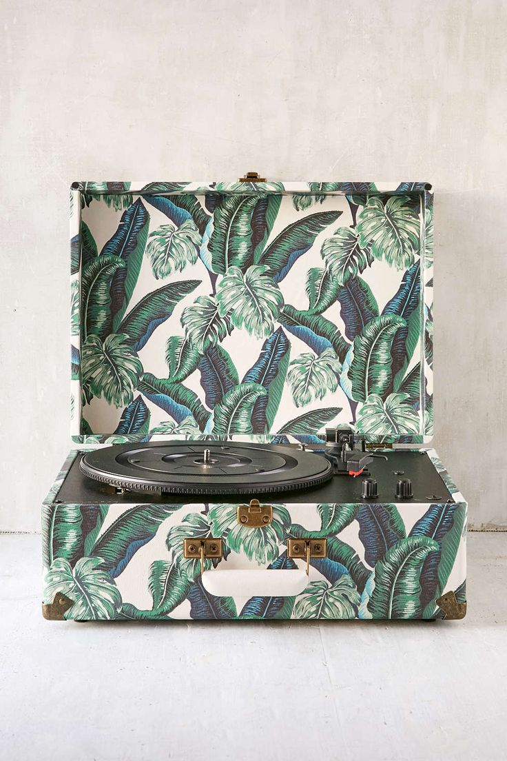 Crosley X UO AV Room Palm Portable USB Vinyl Record Player - Urban Outfitters