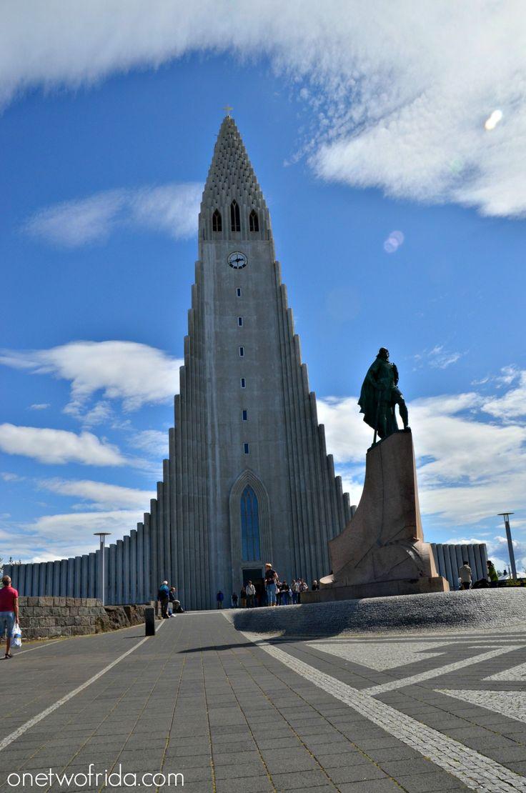 Hallgrimskirkja - Reykjavik - Islanda