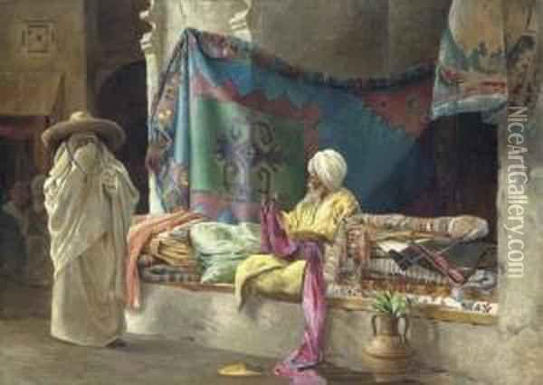 An Oriental Merchant oil painting reproduction by Charles Robertson - NiceArtGallery.com www.niceartgallery.com600 × 426Buscar por imagen Clovelly, North Devon Charles Robertson لوحات شرقية - Buscar con Google