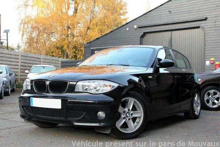 OCCASION BMW SERIE 1 (E87) 120D 163 CONFORT 5P