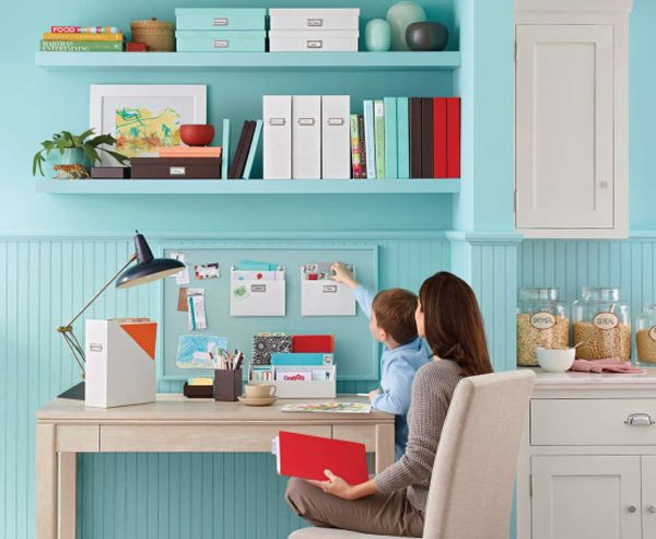 27 best home office images on pinterest desks offices and home ideas Martha stewart home office design ideas