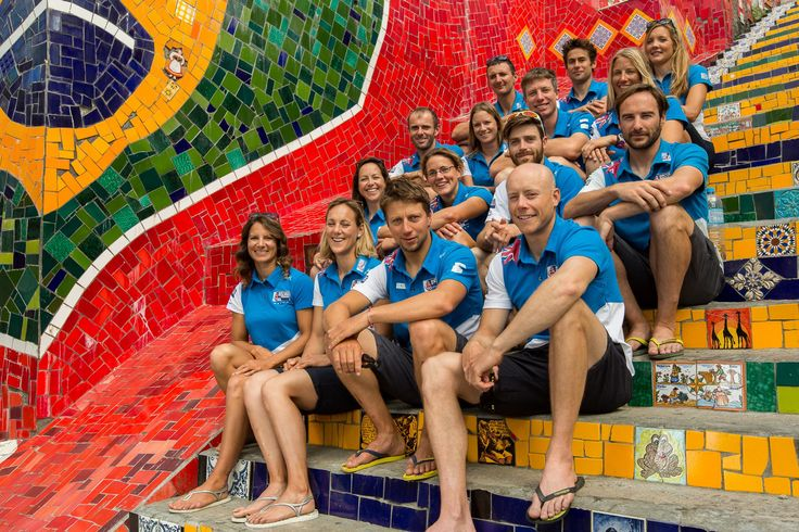 Team GB.......Rio Test Event 2015 - A Year To Go !!!!!!