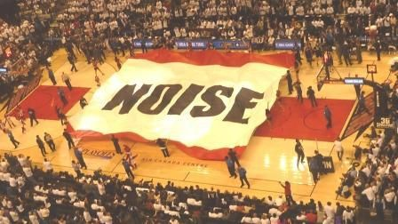 Raptors Fans Will Overwhelm The Pacers