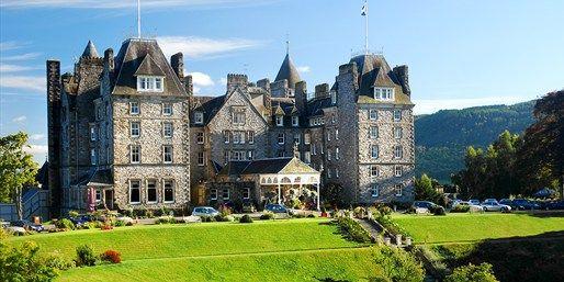 589 € -- 11 Tage Autorundreise Schottland mit Fähre & Hotels