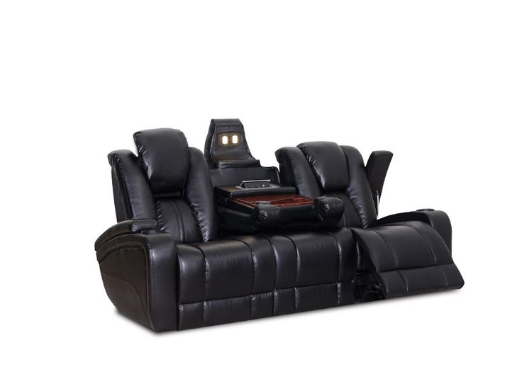 Lazy Boy Sofa Napa Oversized Leather Sectional leatherfurnitureexpo