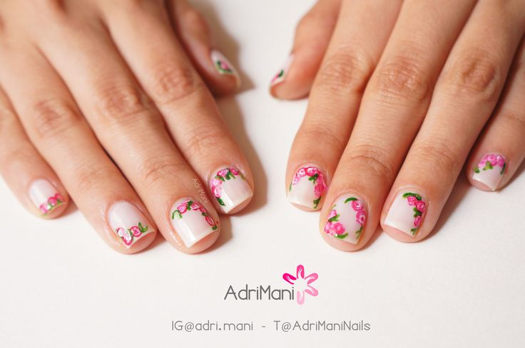 21 best AdriMani - Nail Art images on Pinterest   Nailart, Art nails ...