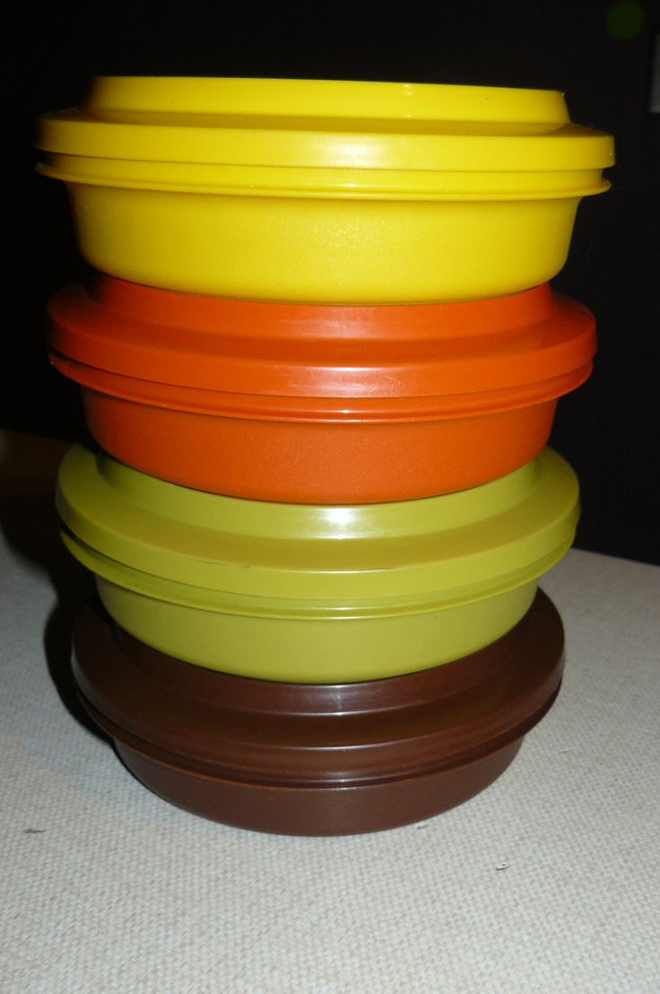 Vintage Tupperware Bowls. $19