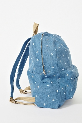 I think I'd be a better student if I had this awesome backpack.