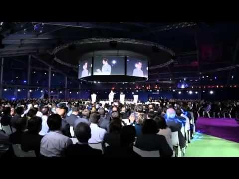CONVENTION ANNUELLE AU STADE DE FRANCE  Une tente transparente sur la pelouse du Stade de France et 1500 personnes dans un décor inoubliable...