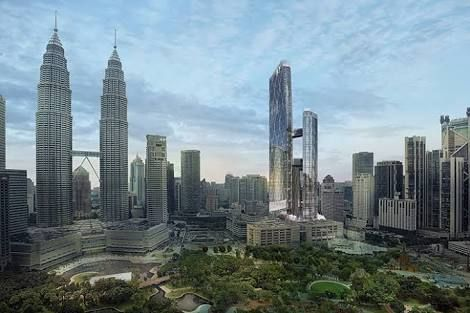 Jumeirah Hotel and So Sofitel Hotel Kuala Lumpur are expected to be completed in 2021.